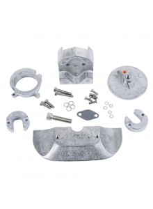PERFORMANCE METAL Alpha One Generation 2 Sacrificial Anode Kit Fits Mercury