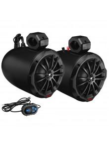 Boss Audio Audio Speaker & Amplifier System Bluetooth B82ABT Universal
