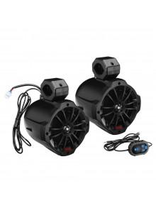 Boss Audio Audio Speaker & Amplifier System Bluetooth B62ABT Universal
