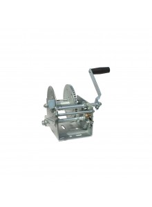 Kimpex 2500 lbs Heavy Duty Two Speed Hand Winch