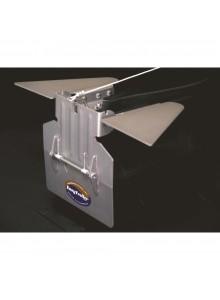IRONWOOD PACIFIC  EasyTroller Hinged Plate