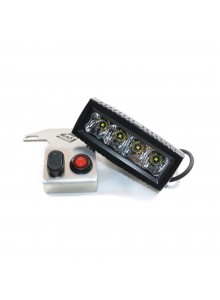 Diamond LED Universal Snowbike LED Light Bar Kit