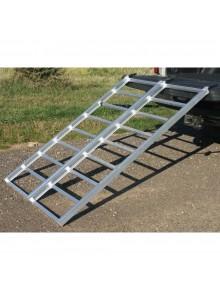 YUTRAX Bi-Fold Loading Ramp