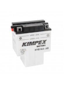 Kimpex Battery YuMicron YB16A-AB
