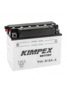 Kimpex Battery YuMicron Y50-N18A-A