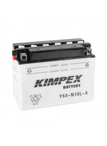 Kimpex Battery YuMicron Y50-N18L-A