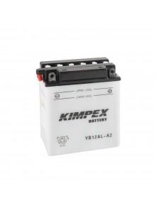 Kimpex Battery YuMicron YB12AL-A2