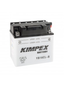 Kimpex Battery YuMicron YB16CL-B