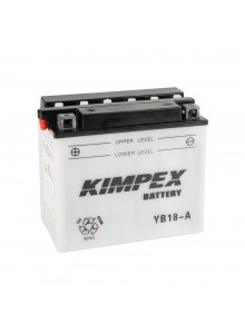 Kimpex Battery YuMicron YB18-A