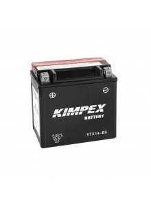 Kimpex Battery Maintenance Free AGM YTX14-BS