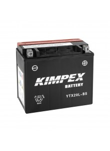 Kimpex Battery Maintenance Free AGM YTX20L-BS