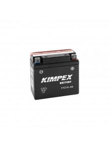 Kimpex Battery Maintenance Free AGM High Performance YTZ7S-BS