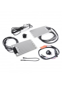 Kimpex Adhesive Handlebar Grip Heater & Deluxe Thumb Warmer Kit 925160