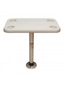 SPRINGFIELD Tables, Rectangular for Boat Rectangular