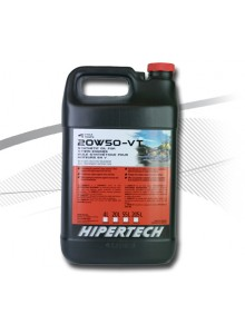4 L HIPERTECH  MOTORCYCLE V-TWIN SYNTHETIC MOTOR OIL