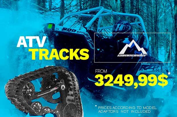 ATV tracks