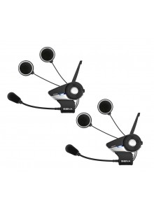 Sena 20S Bluetooth Communication System Dual Double Kit